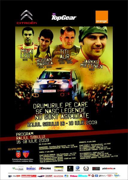 Raliul Sibiului 2009
