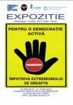 """Expozitia """"Pentru o democrație activă � �mpotriva extremismului de dreapta"""""""