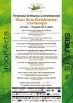 Festivalul de Muzica Contemporana ICon Arts / Sibiu 2015