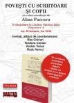 Povesti cu scriitoare si copii la Librăria Habitus din Sibiu