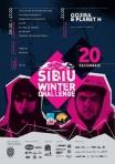 """Sibiu Winter Challenge - a doua editie a """"mini-olimpiadei de iarnă"""""""
