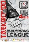 TKD Champions League / Sibiu 2015
