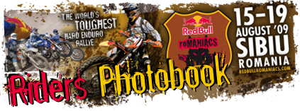 Video HD de la Red Bull Romaniacs 2009