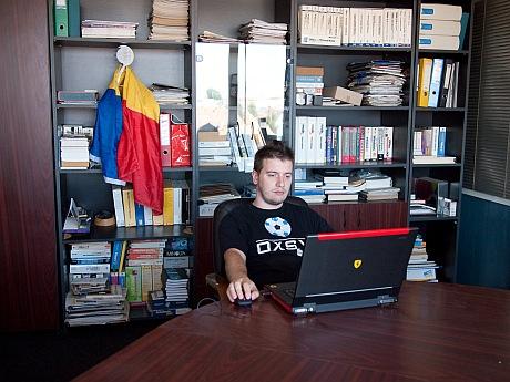 Oxsy Sibiu - RoboCup 2009
