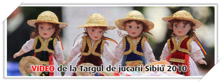 Video HD de la Tragul National de Jucarii Sibiu 2010