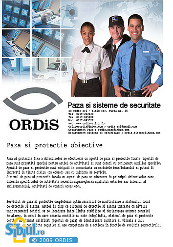 Prezentare Ordis Sibiu