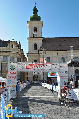 Prolog Turul Ciclist al Sibiului 2012