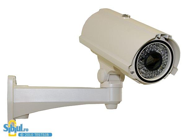 Supraveghere video si sisteme de alarma
