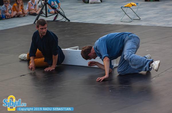 Festivalul International de Teatru Sibiu 2019