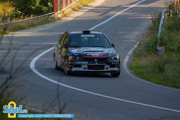 Raliul Sibiului 2019 - Ziua 1