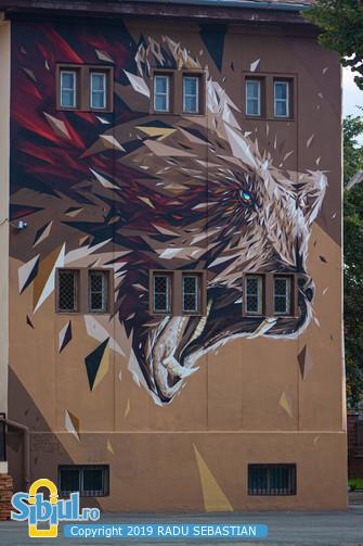 Sibiu International Street ART Festival 2019