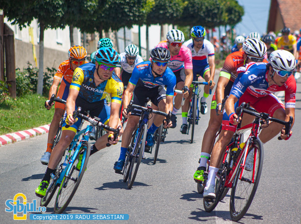 Turul Ciclist al Sibiului 2019 / Etapa 1
