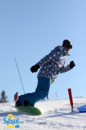 Alpin Snowboard Race 2013