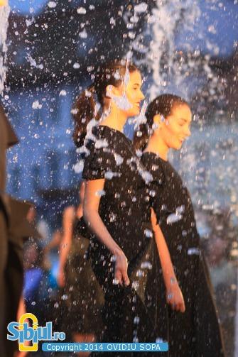 Bianca Popp la Feeric Fashion Days 2014 / FFD7