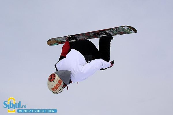 Campionatul National de Slopestyle 2012 / Free Style Open