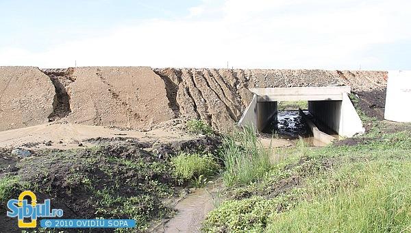 Centura Sibiului: Inaintea Podului nr 17