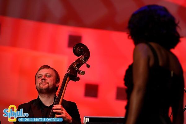China Moses & Raphael Lemonier Quartet