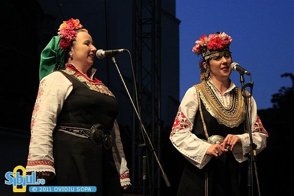 Concert Goran Bregovic Sibiu 2011