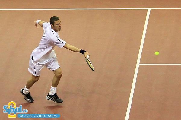 Cupa Davis: Marius Copil si Horia Tecau vs Marat Safin si Dmitry Tursunov