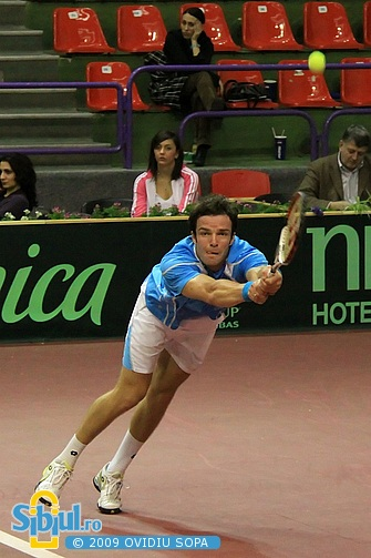 Cupa Davis: Teimuraz Gabasvili
