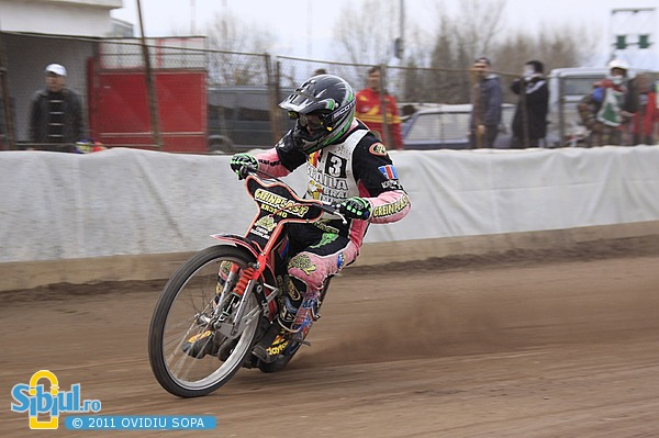 Cupa Romaniei la Dirt Track (speedway) Sibiu 2011