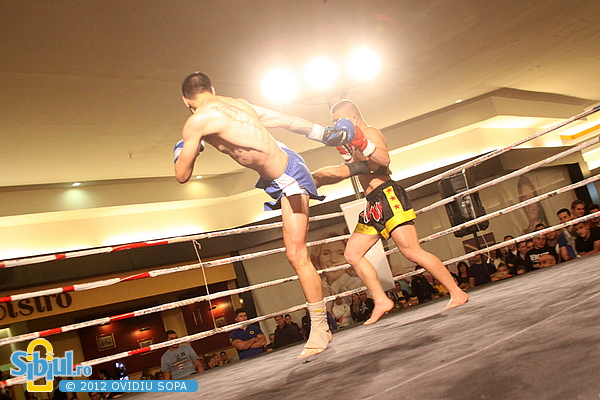 Baciu Adrian vs Stan Florin / K1 Sibiu 2012
