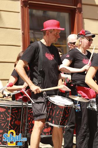 Drum Kitchen Berlin la Sibiu Jazz Festival