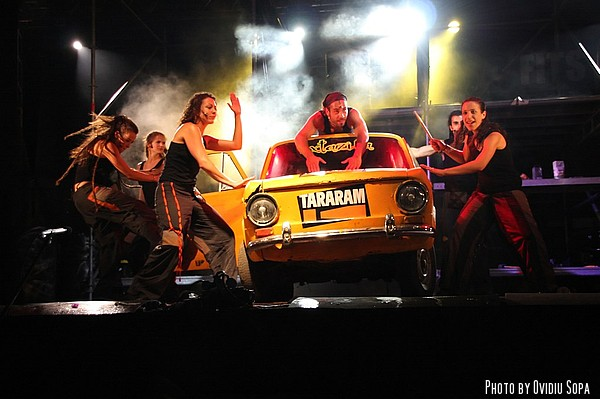 Extazira - Tararam Group