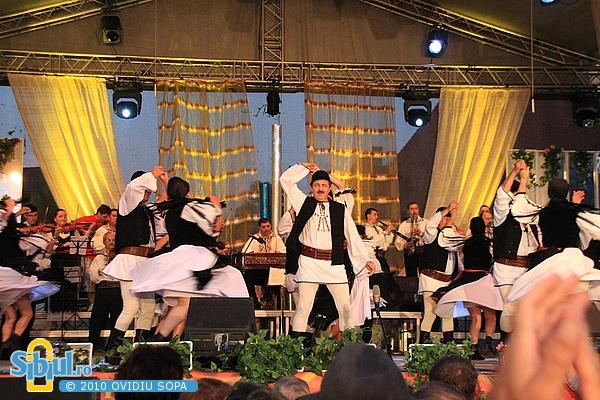 Festivalul International de Folclor Cantecele Muntilor Sibiu 2010