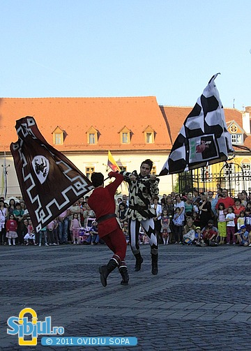 Festivalul International de Teatru Sibiu 2011