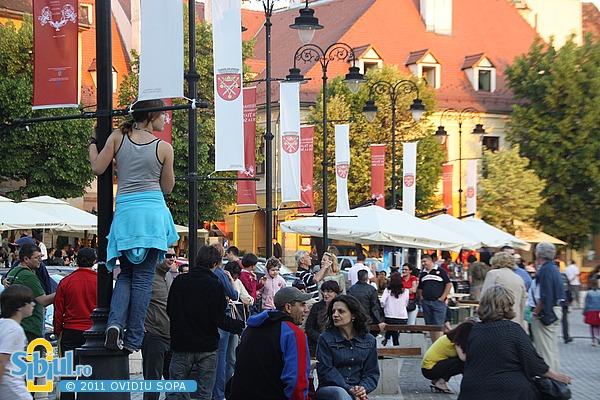 Festivalul International de Teatru Sibiu 2011