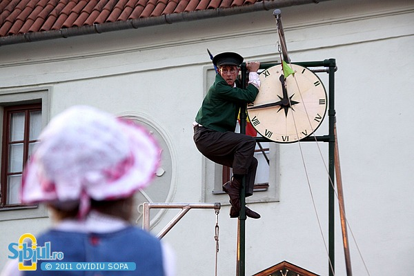Festivalul International de Teatru Sibiu 2011 - Bash Street Theatre