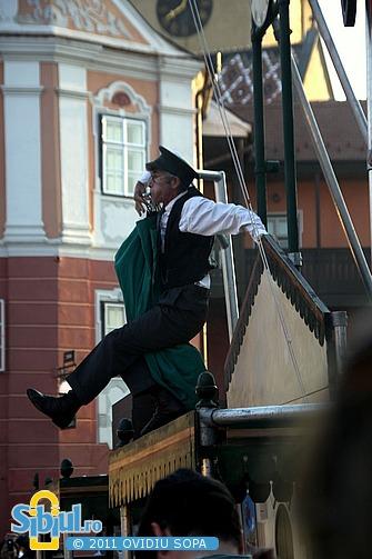 Festivalul International de Teatru Sibiu 2011 - Bash Street Theatre