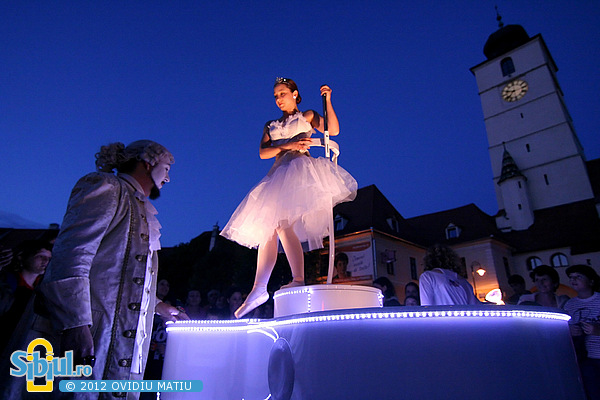 Festivalul International de Teatru Sibiu 2012