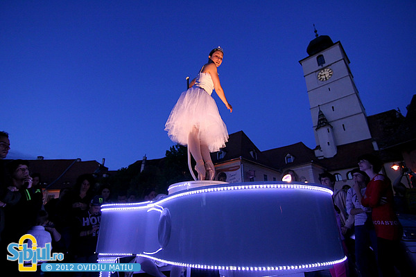 Festivalul International de Teatru Sibiu 2012