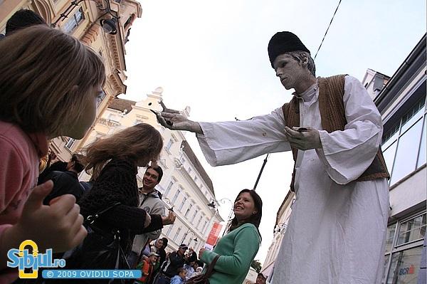 FITS 2009 - Suflet de statuie