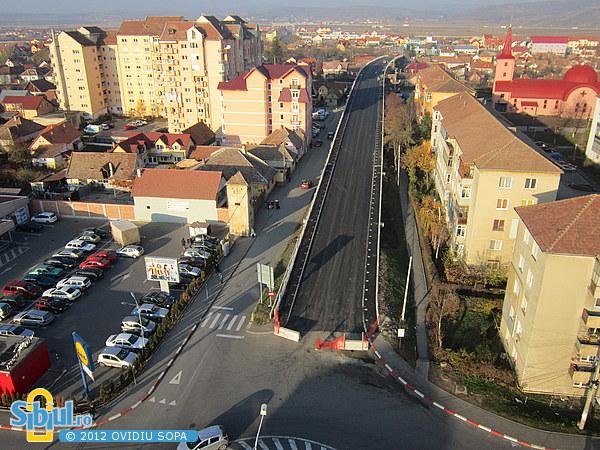 Poze Aeriene cu Viaductul Gara Mica