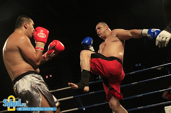 K1 Sibiu 2011 - Bolovan Sorin vs Cosoianu Gabriel
