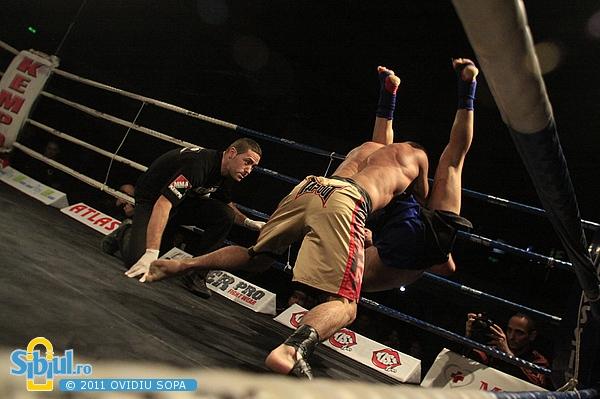 K1 Sibiu 2011 - Ciocarla Marius vs Gica Constantin