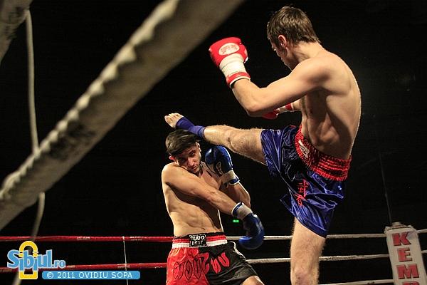 K1 Sibiu 2011 - Gheorghe Ionel vs Imurluc Bogan