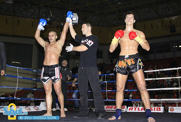 K1 Sibiu 2011 - Bogdan Stanciu vs Miodrag Olar