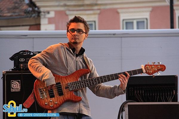 Headliner la Sibiu Jazz Festival 2009