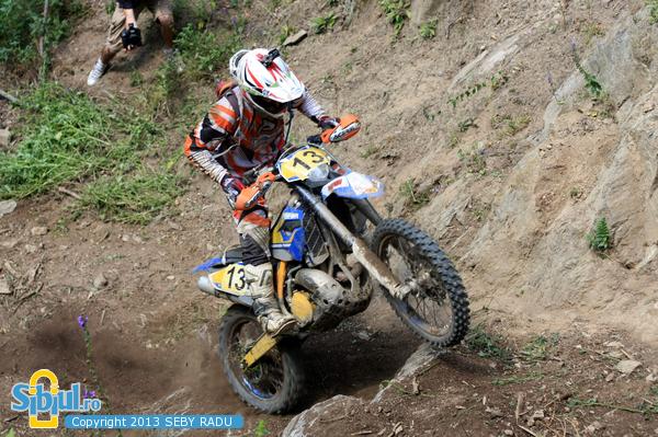 Shane Mos la HECS 2013