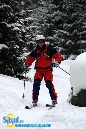Inferno 2010 Ski la Blaea Lac