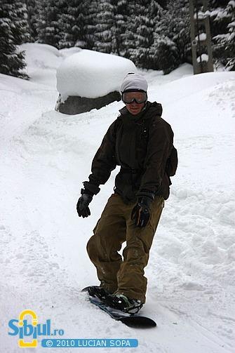 Inferno 2010 Snowboard