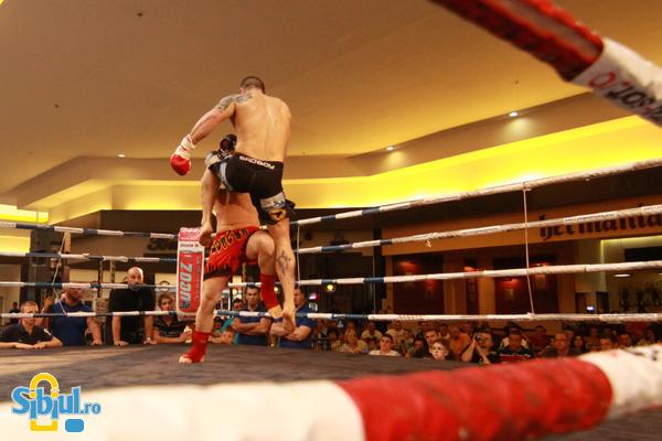 K1 Cupa Sibiului la Kickboxing / Sibiu 2013