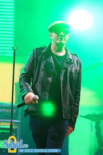 Don Baxter la Media Music Awards 2012
