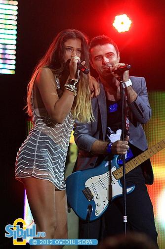 Vunk ft. Antonia la Media Music Awards 2012