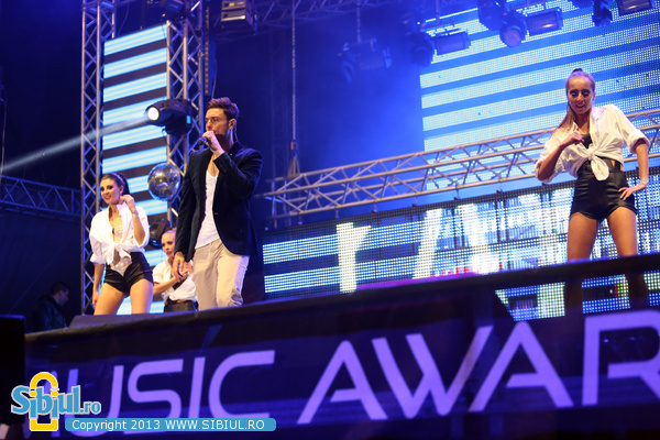 Faydee la Media Music Awards 2013