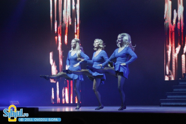 Michael Flatley�s Lord Of The Dance / Sibiu 2011